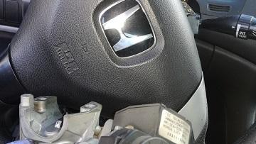Naprawa stacyjki Honda