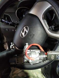 naprawa stacyjek Hyundai ix35