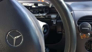 naprawa stacyjek Mercedes
