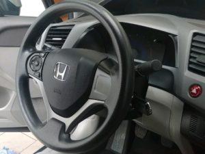 naprawa stacyjki Honda Civic VIII