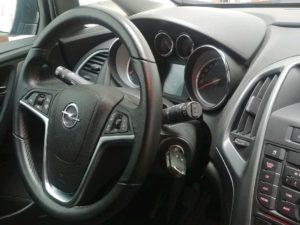 naprawa stacyjki Opel Astra IV