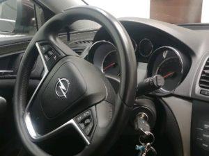 naprawa stacyjki Opel Insignia