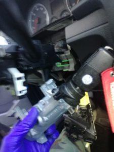 naprawa stacyjek samochodowych Golf 5