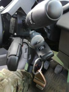 naprawa stacyjki Peugeot 207