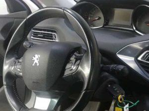 naprawa stacyjki Peugeot 308