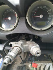 naprawa stacyjki VW Lupo