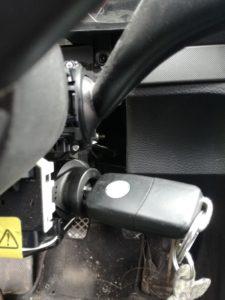 naprawa stacyjki Volkswagen Golf V