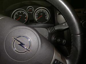 naprawa stacyjki Opel Zafira