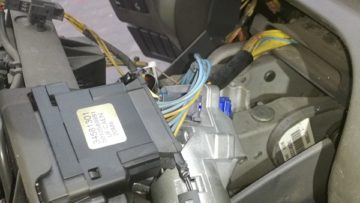 naprawa stacyjki samochód dostawczy Renault Midlum